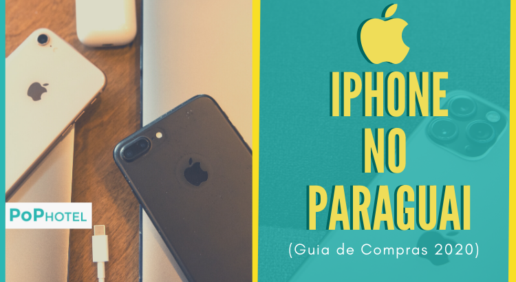 iPhone no Paraguai